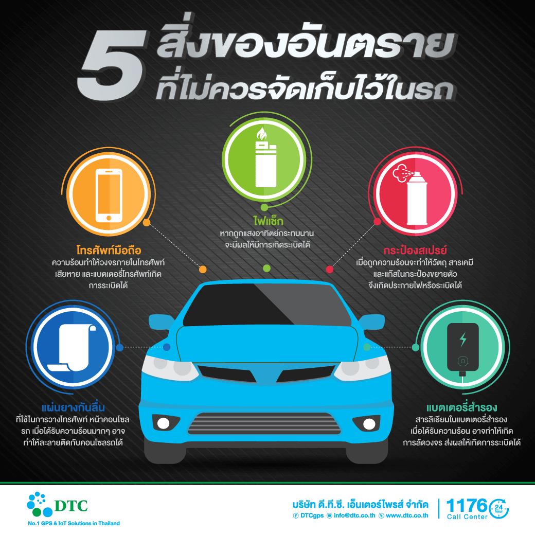5-สิ่งของอันตราย-ที่ไม่ควรจัดเก็บไว้ในรถ