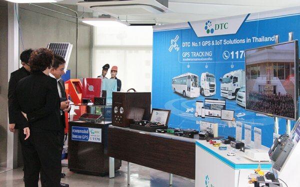 Sammitr Smart Mobility ให้เกียรติเยี่ยมชม DTC Enterprise
