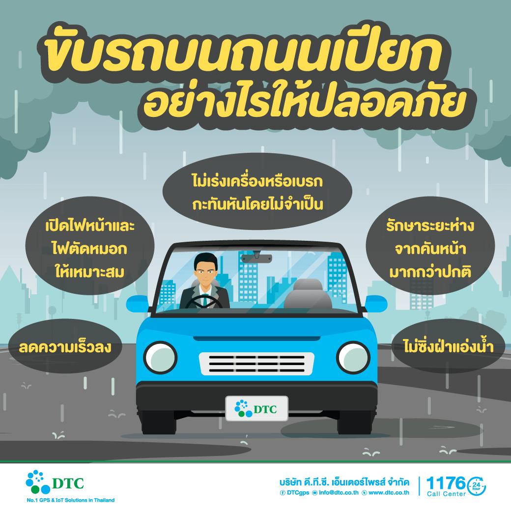 Driving-techniques-on-wet-roads