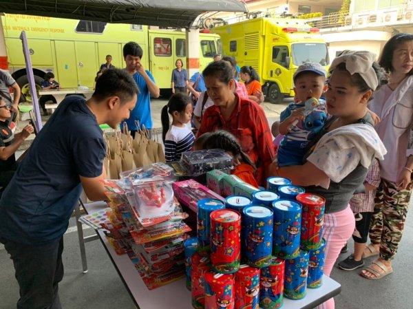 DTC เปิดบ้านจัดงานวันเด็กแห่งชาติ Happy Children's Day 2019