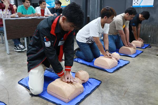 DTC-จัดอบรมปฐมพยาบาลเบื้องต้น13
