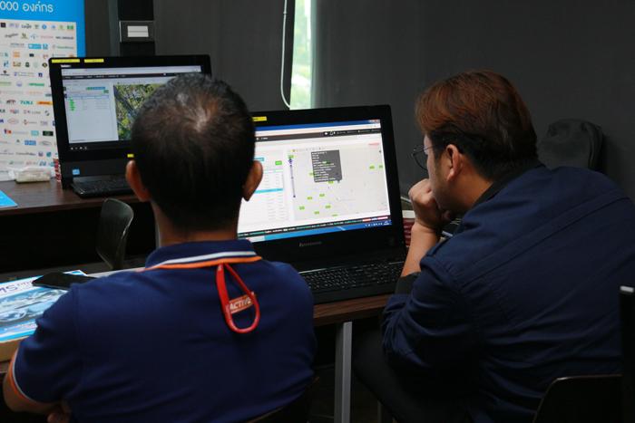 DTC จัดอบรมการใช้งาน GPS เชิงลึกเพื่อลดต้นทุน และนวัตกรรมเพิ่มประสิทธิภาพขนส่ง