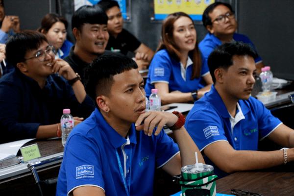 DTC จัดอบรมเรื่องการสร้าง Connection ให้กับพนักงานขาย