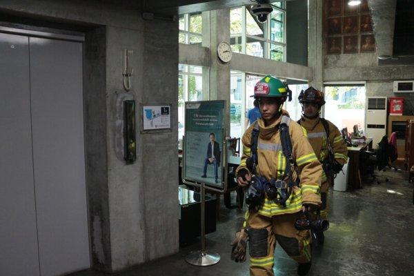 DTC ซ้อมอพยพหนีไฟ 2019