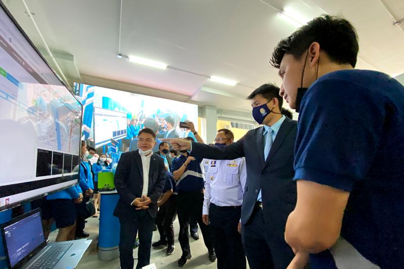 ดี.ที.ซี.-ติดตั้งระบบ-Smart-Eye-Plus-ในนวัตกรรมเรือไฟฟ้าเดินทะเล4